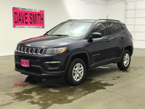 Pre-Owned 2018 Jeep Sport