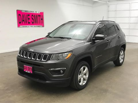 Pre-Owned 2018 Jeep Latitude