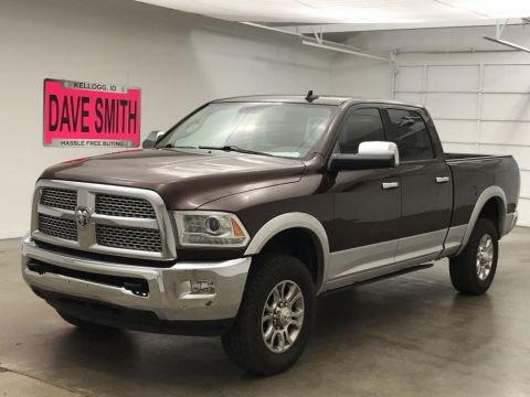 Pre-Owned 2014 Ram Laramie Crew Cab Short Box