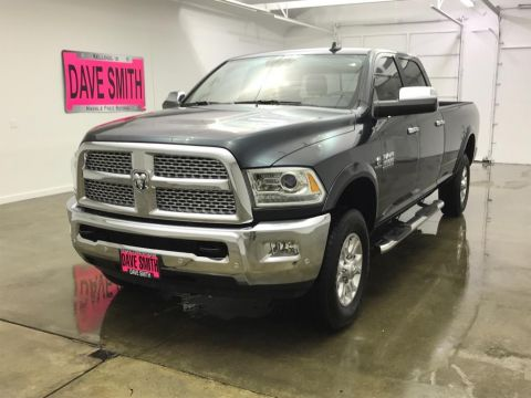 Certified Pre-Owned 2018 Ram Laramie Crew Cab Long Box