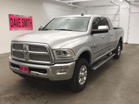 Pre-Owned 2017 Ram Laramie Mega Cab Short Box