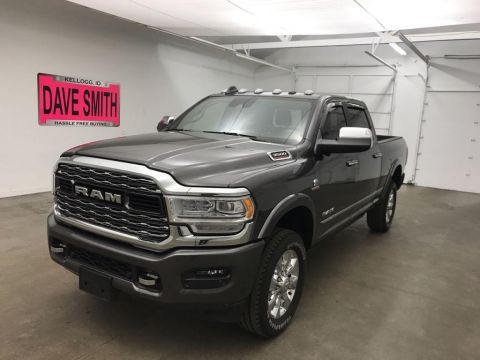 Pre-Owned 2019 Ram Limited Crew Cab Short Box
