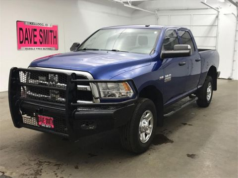 Pre-Owned 2015 Ram Tradesman Crew Cab Short Box