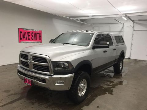Pre-Owned 2016 Ram Power Wagon Crew Cab Short Box