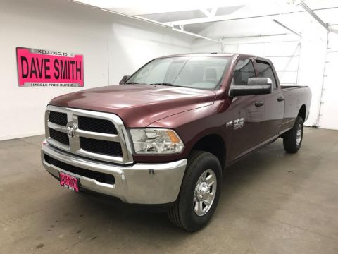 Pre-Owned 2016 Ram Tradesman Crew Cab Long Box
