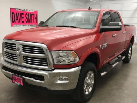 Certified Pre-Owned 2018 Ram SLT Crew Cab Short Box