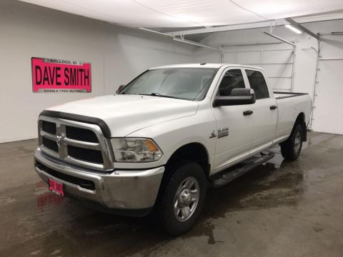 Pre-Owned 2015 Ram Tradesman Crew Cab Long Box