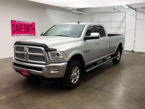 Certified Pre-Owned 2016 Ram Laramie Crew Cab Long Box