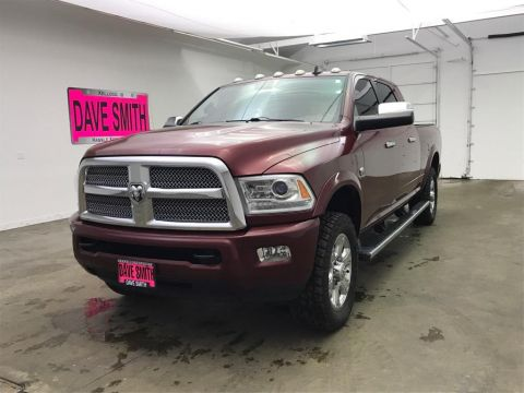 Pre-Owned 2015 Ram Longhorn Limited