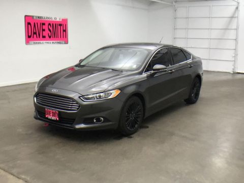Pre-Owned 2016 Ford SE