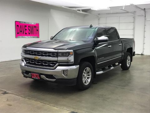 Certified Pre-Owned 2018 Chevrolet LTZ