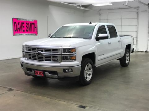 Certified Pre-Owned 2015 Chevrolet LTZ