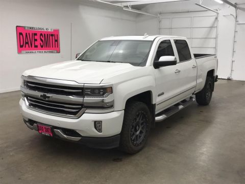 Certified Pre-Owned 2016 Chevrolet High Country Crew Cab Short Box