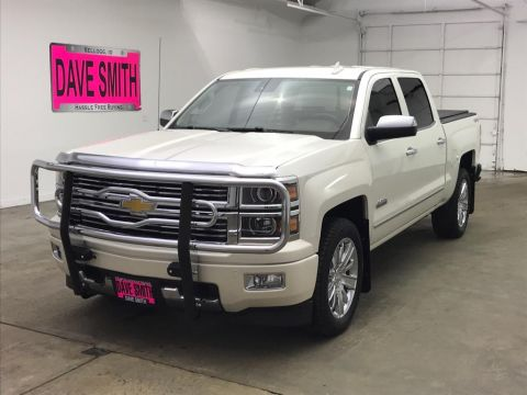 Pre-Owned 2015 Chevrolet High Country
