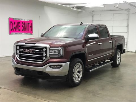 Certified Pre-Owned 2016 GMC SLT