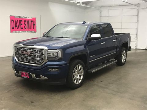 Pre-Owned 2016 GMC Denali Crew Cab Short Box