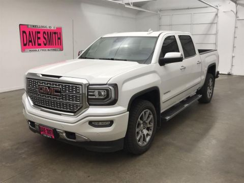Certified Pre-Owned 2017 GMC Denali Crew Cab Short Box