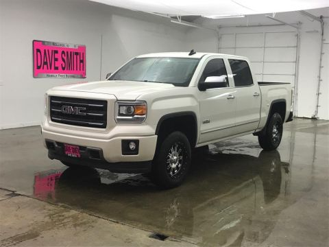 Certified Pre-Owned 2015 GMC SLT