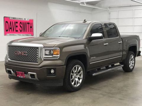 Certified Pre-Owned 2015 GMC Denali