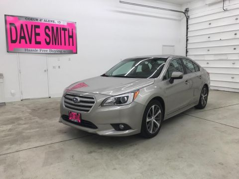 Pre-Owned 2017 Subaru Limited