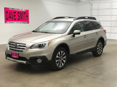 Pre-Owned 2015 Subaru Limited