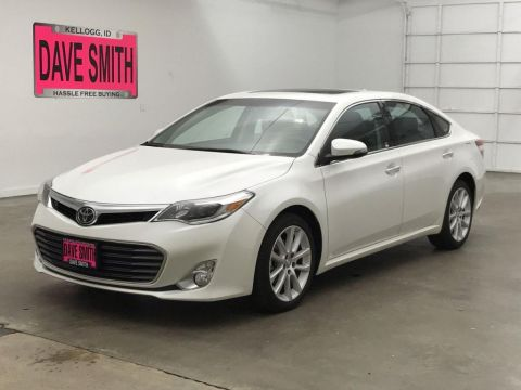 Pre-Owned 2015 Toyota Limited