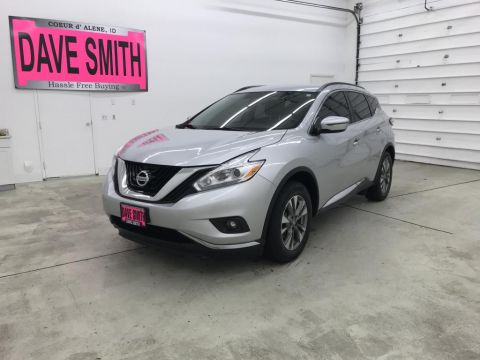Pre-Owned 2017 Nissan SV