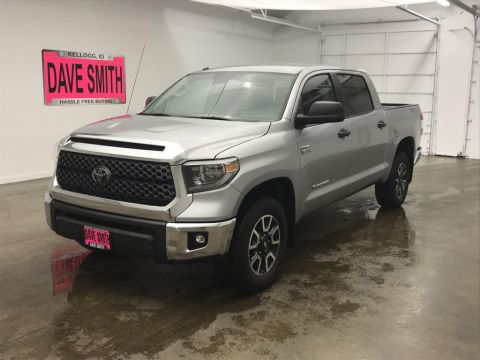 Pre-Owned 2018 Toyota TRD Crew Cab Short Box