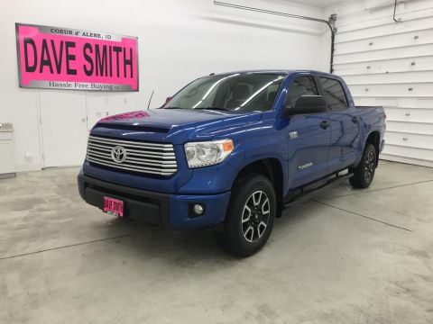 Pre-Owned 2016 Toyota TRD Crew Cab Short Box