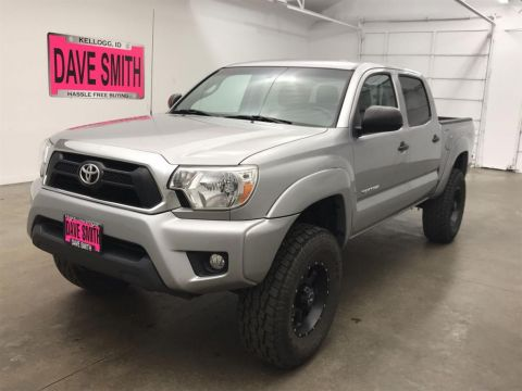 Pre-Owned 2014 Toyota TRD Crew Cab Short Box