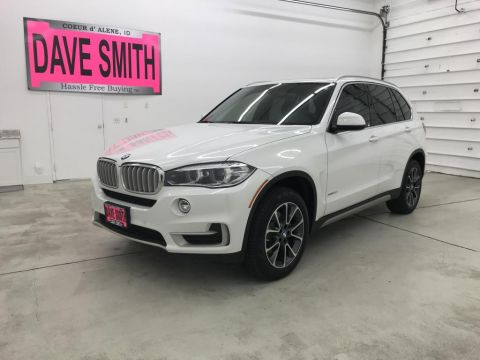 Pre-Owned 2018 BMW xDrive35i