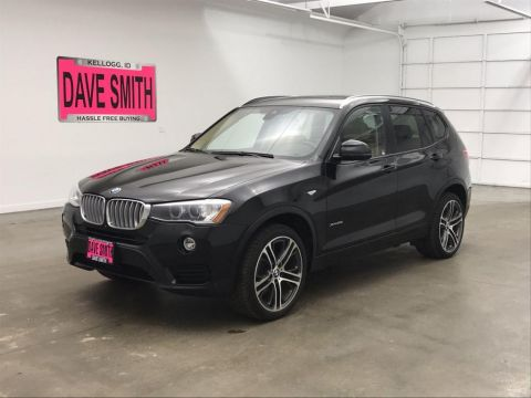 Pre-Owned 2017 BMW X3 xDrive28i AWD Sports Activity Vehicle