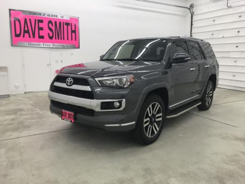 Pre-Owned 2018 Toyota Limited