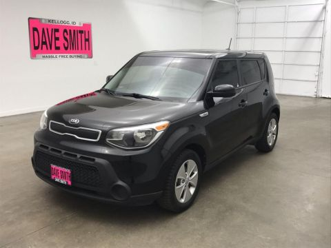 Pre-Owned 2015 Kia Base
