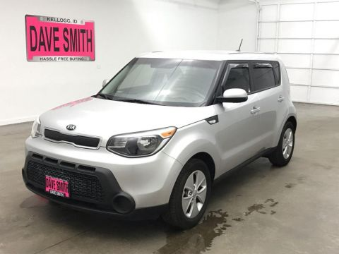 Pre-Owned 2014 Kia Base