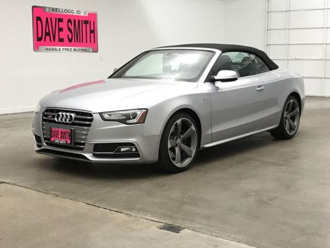 Pre-Owned 2015 Audi Premium Plus Quattro