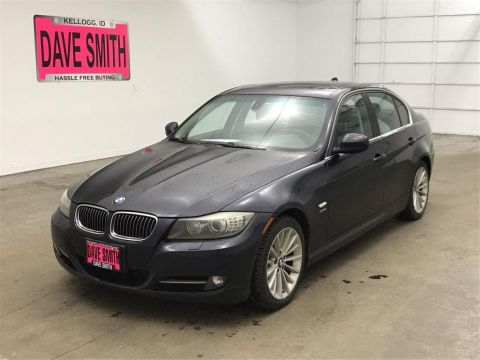 Pre-Owned 2009 BMW 335i xDrive
