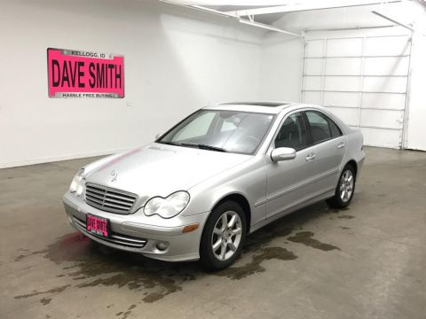 Pre-Owned 2007 Mercedes-Benz C280 Luxury